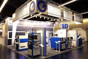 GOEPEL electronic at the electronica 2018