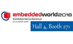 GÖPEL electronic auf der embedded world 2018