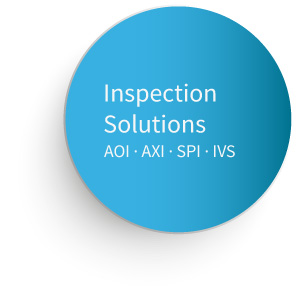 Inspection Solutions - AOI · AXI · SPI · IVS