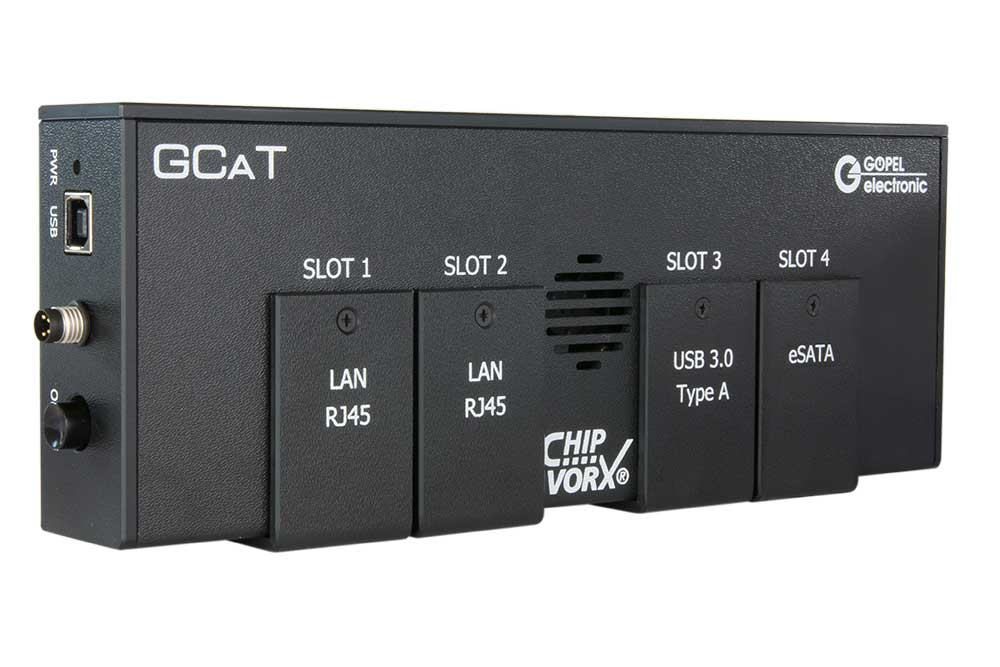 GCaT-Gigabit Cable Tester