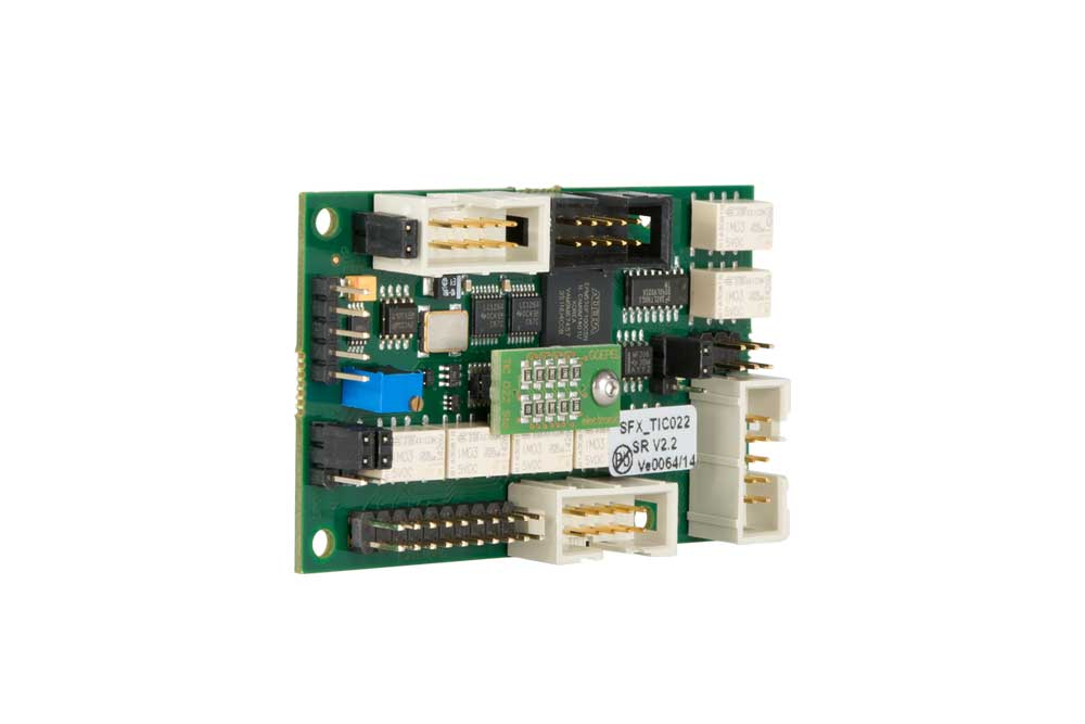 TAP Interface Card (TIC)