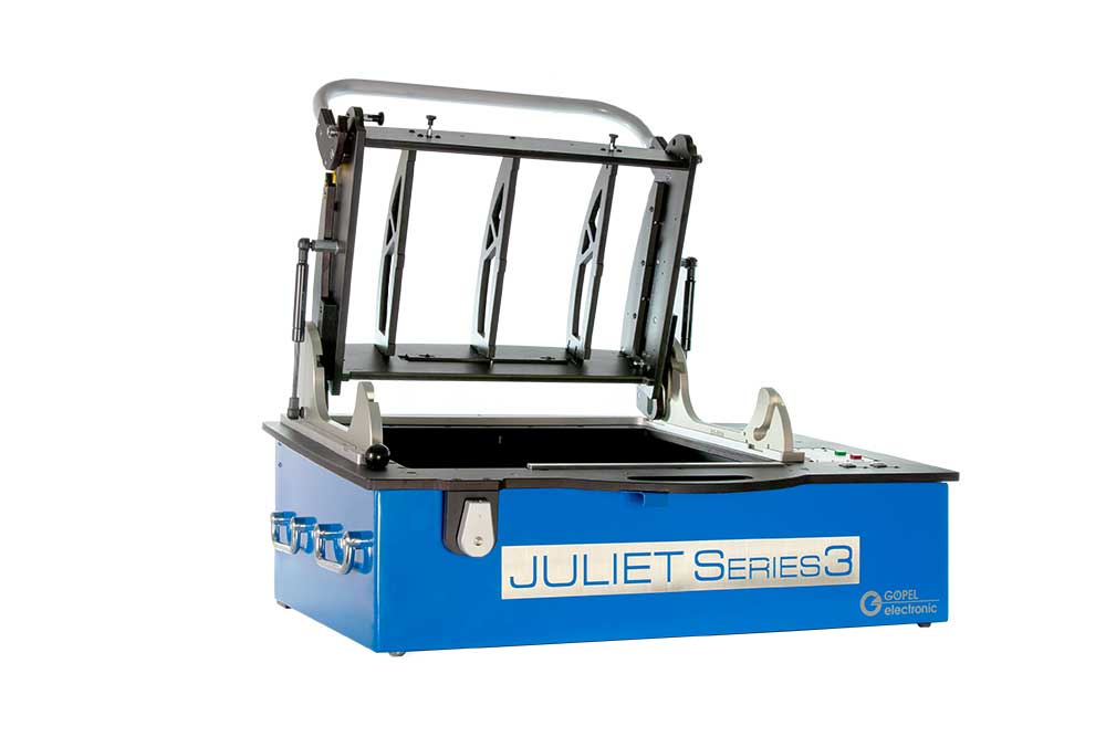 JULIET - JTAG Unlimited Tester