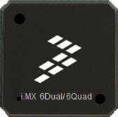 i.MX6 Multimedia Processors from NXP