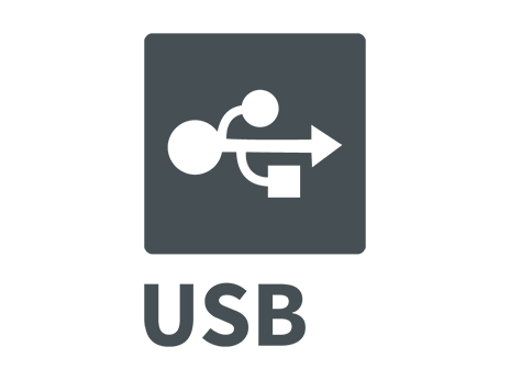 [Translate to Englisch:] USB