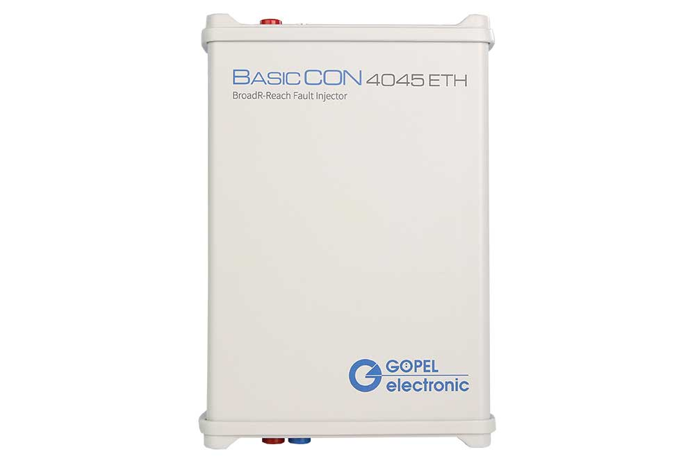 basicCON 4045 Stand-Alone Ethernet Stress Module