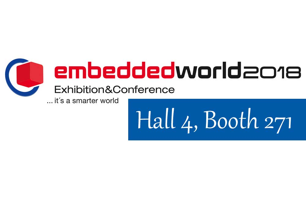 GOEPEL electronic at the embedded world 2018